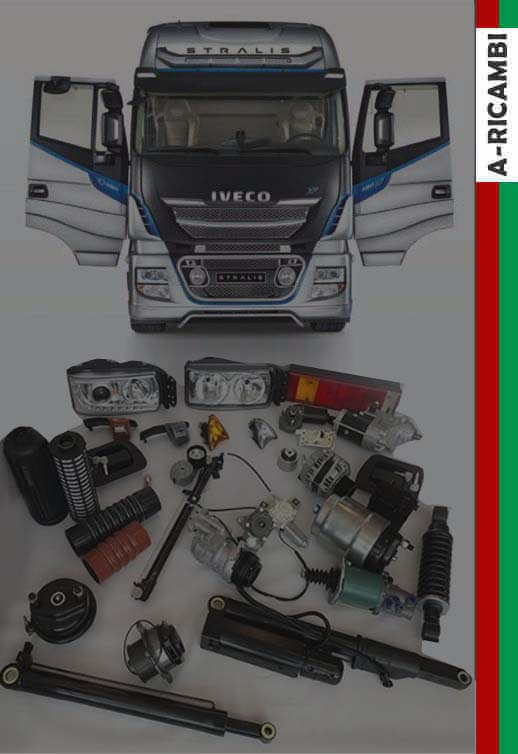 IVECO Genuine and Replacement Parts